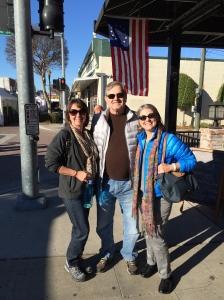 Terri, John and my sister Vicki.